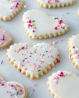 Soft Sugar Cookies Recipe With Images Sour Cream Sugar Cookies Cutout Sugar Cookies Best Sugar Cookies