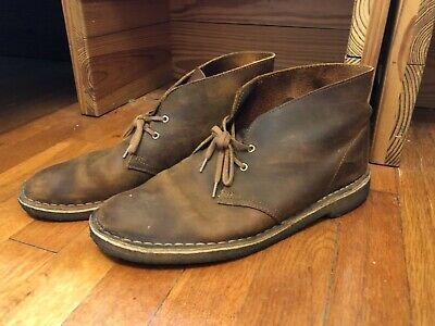 Ad Ebay Clarks Originals Desert Boots Beeswax Honey Size 10 Leather Patina Chukka Boots Clarks Originals Desert Boot Chukka Boots Desert Boots