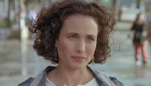 Image Result For Andy Mcdowel Hair Short Andie Macdowell Hair Curly Hair Styles Hair Inspiration