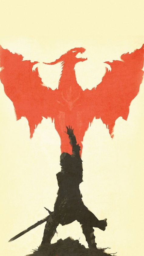 Dragon Age Illustration IPhone 6 HD Wallpaper - Free PNG Images Vector, PSD, Clipart, Templates