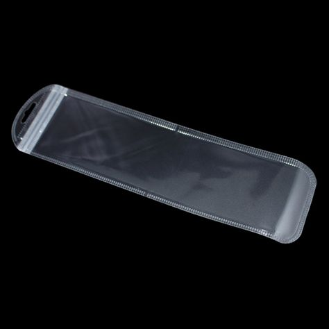 Nice 100pcslot Clear Plastic Zipper Bags For Electronic Accessories