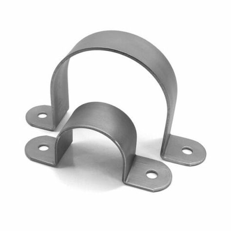 Details About 1 2 12mm Tube Saddle Clip 304 Stainless Steel Stainless Steel Steel Stainless