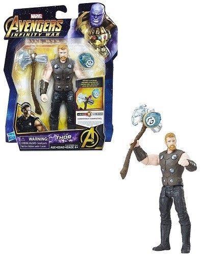 Marvel Infinity War Thor W Stone 6 Inch
