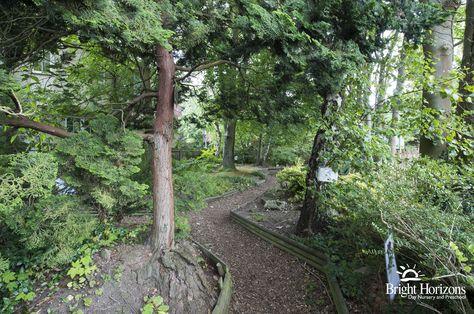 The Park Nursery In Watford Has A Substantial Garden