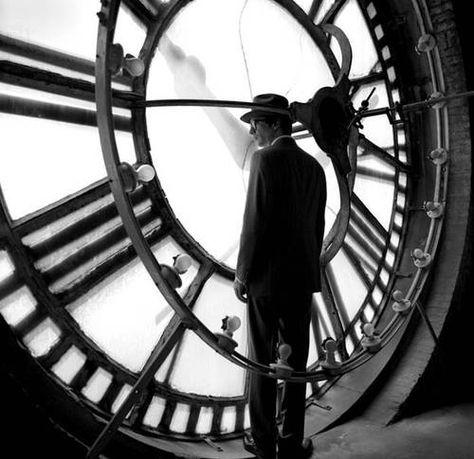 inside clock