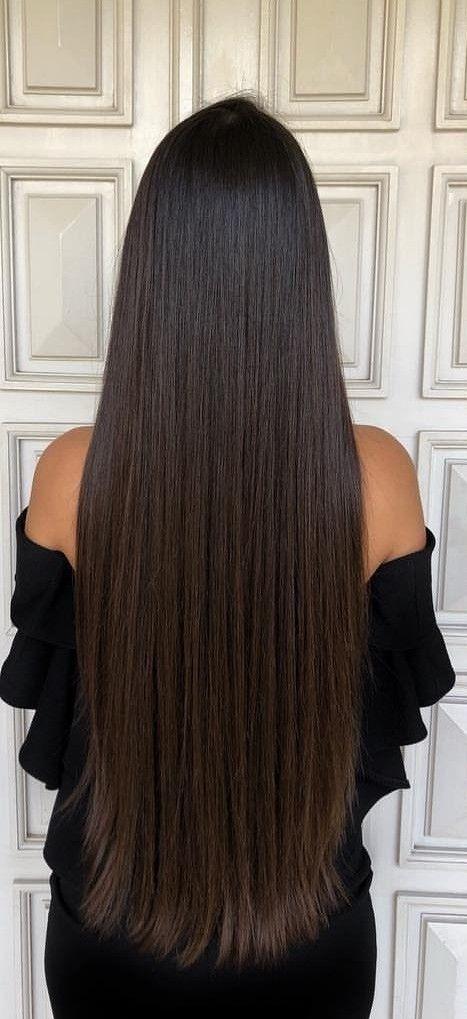 Long Beautiful Hair Long Hair Styles Hair Goals Long Straight Hairstyles