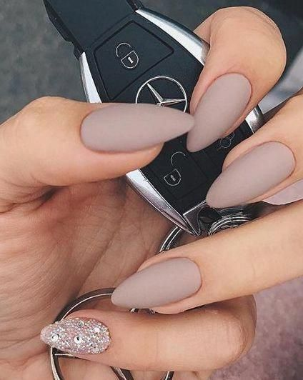 Outstanding Nails In Matte Brown Beautifulacrylicnails Long Lasting Nail Polish Gorgeous Nails Diy Nail Designs