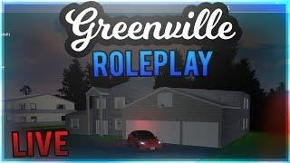 LIVE GREENVILLE RP ROBLOX - ROAD TO 10K - INTERACTIVE