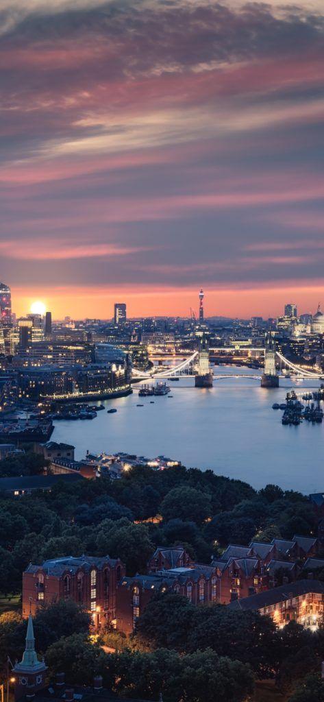 London Wallpapers Iphonex Beautiful London London City