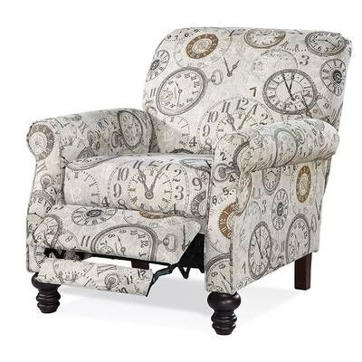 Groover Manual Recliner