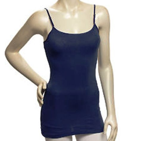 95d5b98d81054 Camisole Layering Tank Top
