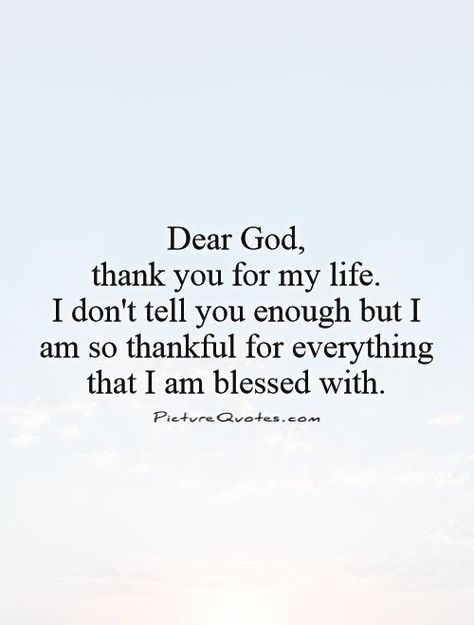 List Of Pinterest Thank You Lord For Everything Quotes Images