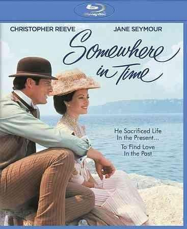 A young writer (Christopher Reeve) is mystified by the old portrait of a beautiful stage actress (Jane Seymour) from the turn of the century. He uses his mind through self-hynosis to turn back the yea