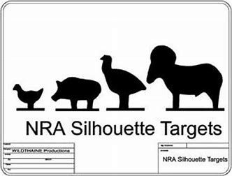 picture about Silhouette Targets Printable referred to as Pin upon Emphasis Taking pictures