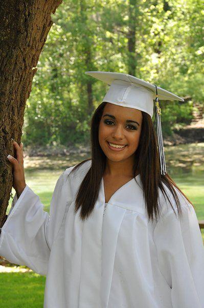 Cap and gown photos, senior photos, high school senior, photography ...