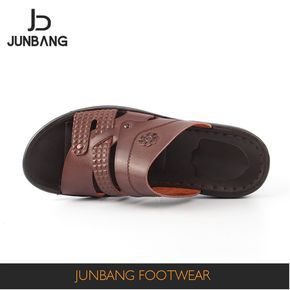 Gents slippers, Mens leather sandals