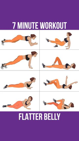 Ladies, are you struggling with weight loss and feeling unmotivated? Hate the idea of spending hours in the gym torturing yourself with exercise? Try this simple 4 exercise home flat belly routine that will burn