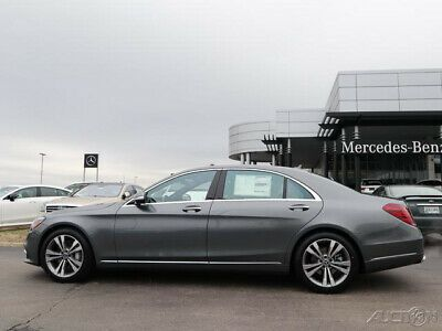 Ebay Advertisement 2020 Mercedes Benz S Class S 560 4matic Sedan
