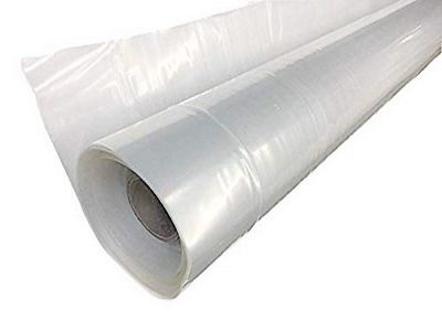 Plastic Poly Sheeting 5 Feet X 100 Feet True 10 Mil Translucent Durable Top In 2020 Greenhouse Film Greenhouse Best Greenhouse
