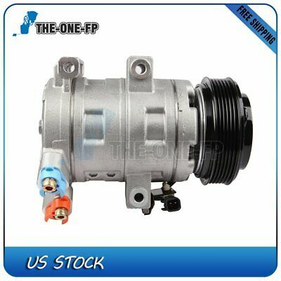 Details About A C Ac Compressor For 2008 2011 Mazda Tribute