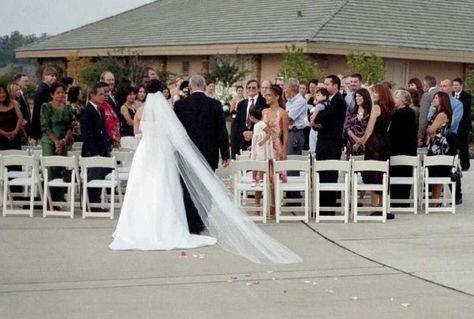 Outdoor wedding- Father/ Daughter Bear's Best Atlanta