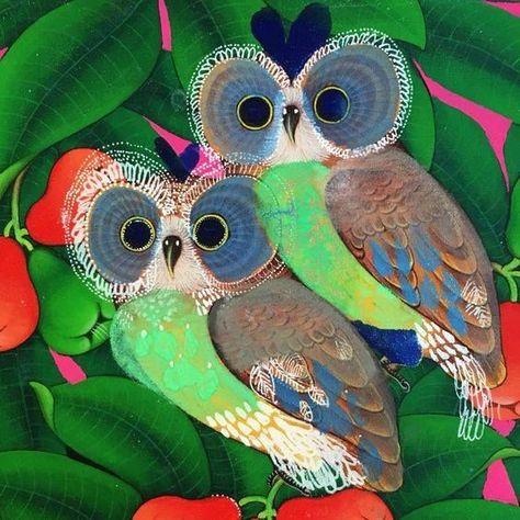 'Love Birds' by Jessie Breakwell
