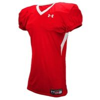 b53d11eb4914 Under Armour Team Stock Havoc Jersey - Men s - Red   White