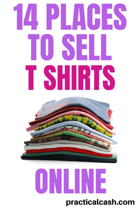 Make money and sell t shirts online – the perfect passive income side hustle - Earn Money at home Earn Money From Home, Way To Make Money, Make Money Online, Money Fast, Starting A Tshirt Business, Online Income, Work From Home Moms, Selling Online, Online Earning