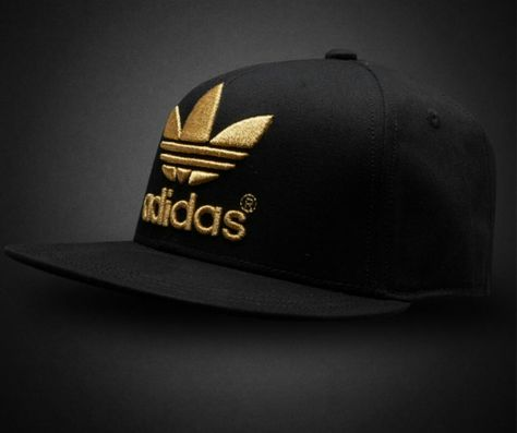 Pin by Elvan Lee on adidas Black   Gold Cap  94443917995