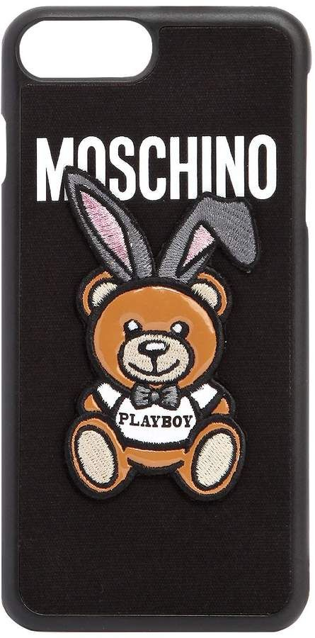 custodia iphone 7 plus moschino