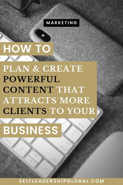 DOMINATE YOUR CONTENT MARKETING STRATEGY