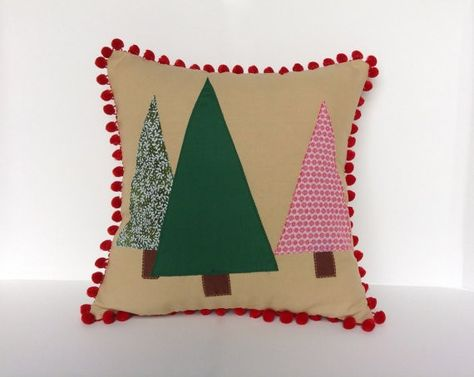 Travel Pillowcase  Accent Pillowcase  Fun Realistic Iced CHRISTMAS Cookies  Christmas Gift