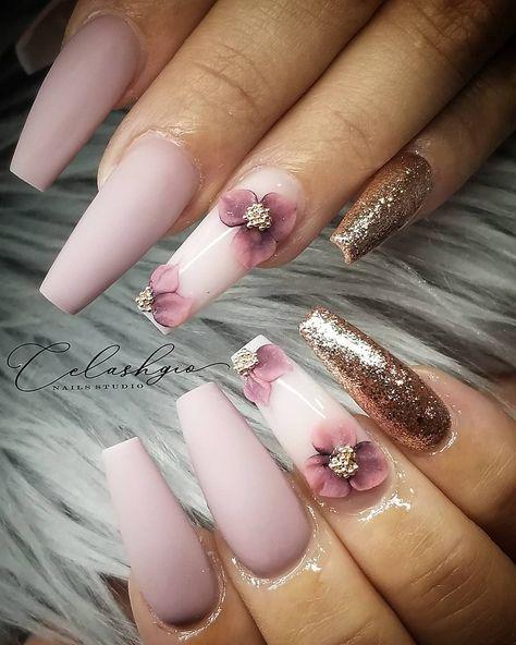 ♡♡♡♡♡♡♡♡♡♡♡♡♡ #swarovski #nails #kissimmeenails #nailskissimmee #orlandonails #nailsorlando #getpamper #pampernailgallery #nails…