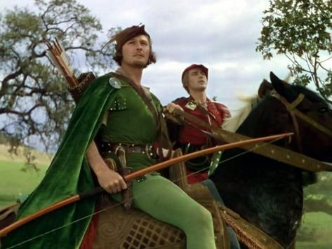 Les Aventures By Robin Des Bois The Adventures Of Robin Hood By Michaelcurtiz And Williamkeighley W Photo Art Com Robin Hood Robin Des Bois Robin