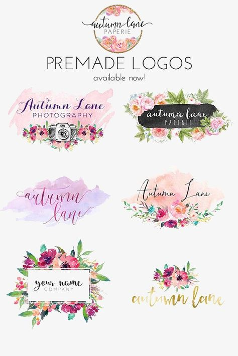 Autumn Lane Paperie, Business Branding and Website Design