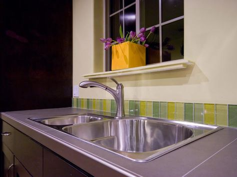 A Tight Budget For The Countertop Gave Rise To The Idea Of 24 Inch