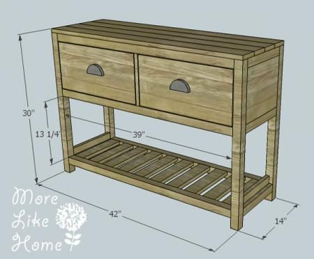 Entry Table By More Like Home Entry Furniture Entry Table