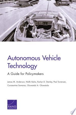 Autonomous Vehicle Technology Pdf Download In 2020 Autonomous Vehicle Vehicles Technology