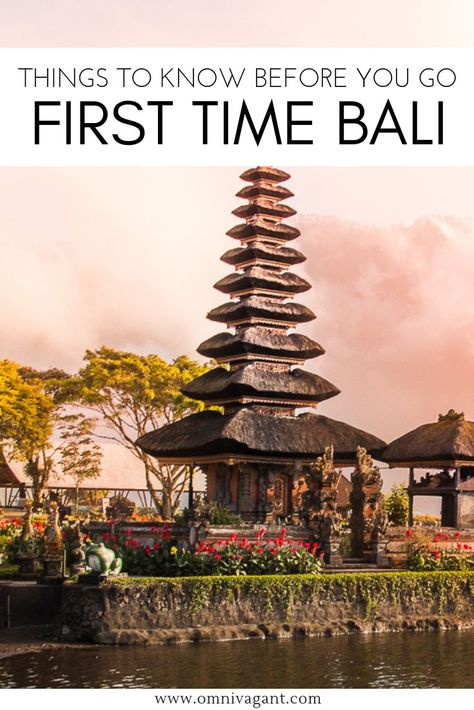 Traveling to Bali for the first time? Be sure to check these things to know before you go to Bali. Read where to stay in Bali, what to wear in Bali, when to go to Bali, about tipping in Bali and much much more. This is the ultimate list of Bali travel tips so you can have a care free Bali travel itinerary!
