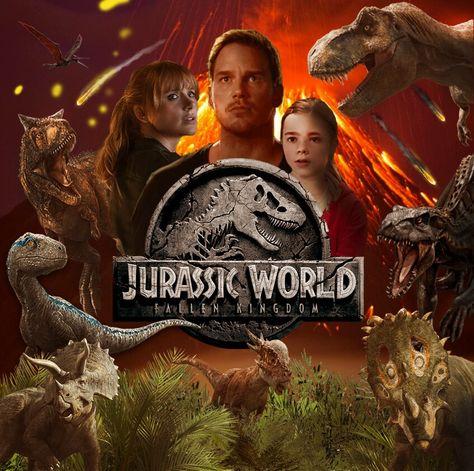 Chris Pratt De Nadine Perard Posteres De Filmes Jurassic World
