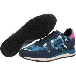 Geox SHAHIRA sportliche Halbschuhe für Damen in blau