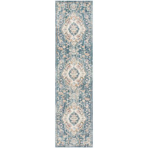 New Carpet Runner Grey Glitter Rugs 10ft X 2ft