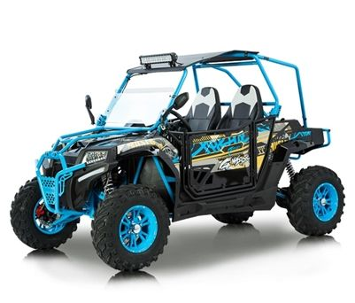 Bms Sniper T350 311cc Utility Vehicle With Automatic Transmission