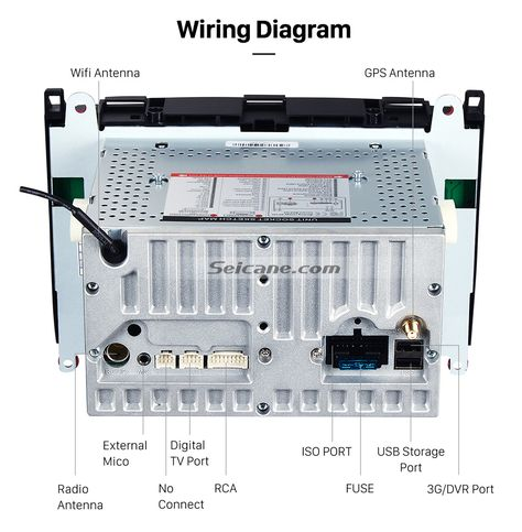 How To Install A Car Stereo System Wiring Diagram Electric Bike Kits Car Stereo Systems Car Stereo