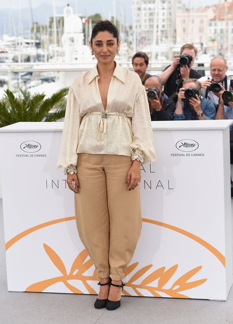 Golshifteh Farahani In Chanel Couture @