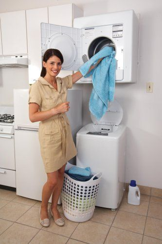 Small Washing Machines Perfect For Renters