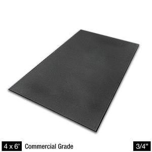 Heaviest Duty 4 X 6 Rubber Floor Mat 3 4 Inch Thick Rfhu463 4 In 2020 Rubber Floor Mats Rubber Flooring Floor Mats