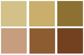 La Pintura Color Tierra Puede Tener Tonalidades Rojizas Amarillentas Y También Pueden Ser Más Claras U Oscuras Tonos De Cafe Colores Tierra Colores De Pintura