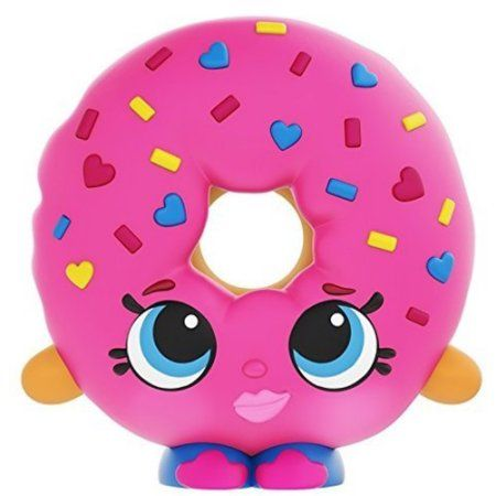 Funko Shopkins D Lish Donut Vinyl Figure Walmart Com Shopkins Vinyl Figures Shopkins Cake