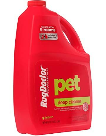 Rug Doctor Pet Deep Cleaner Carpet Cleaning Solution Rentals Pro Enzymic Formula Professionally Cleans P Upholstery Cleaner Carpet Cleaning Solution Cleaners